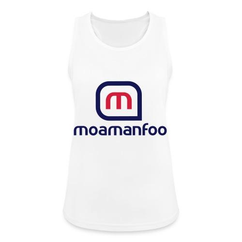 Moamanfoo - Débardeur respirant Femme