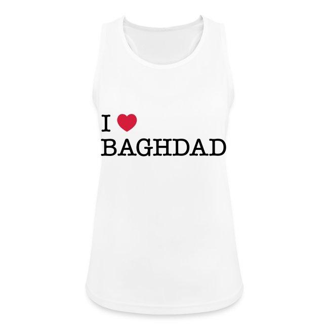 I LOVE BAGHDAD