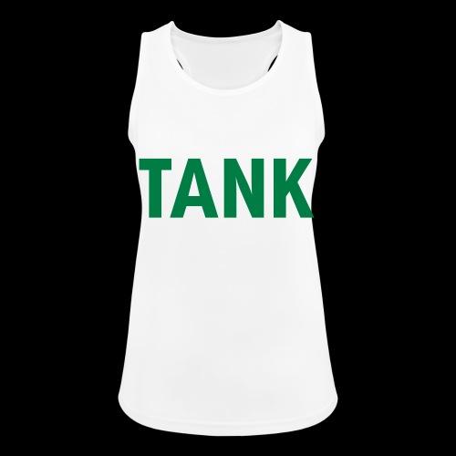 tank - Vrouwen tanktop ademend actief