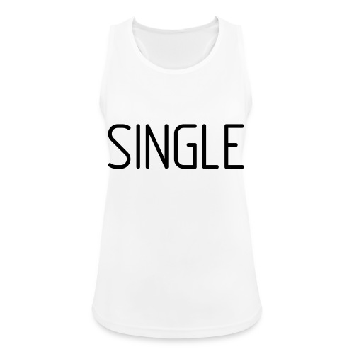 Single - Frauen Tank Top atmungsaktiv