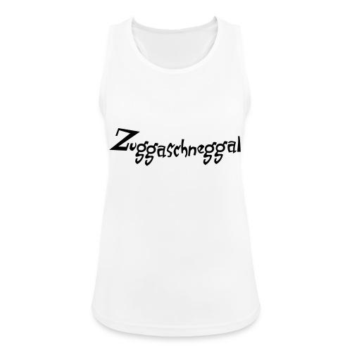 Zuckerschnecke - Frauen Tank Top atmungsaktiv