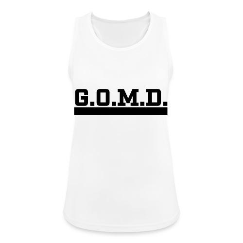 G.O.M.D. Shirt - Frauen Tank Top atmungsaktiv