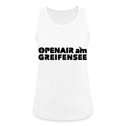 Openair am Greifensee 2018 - Frauen Tank Top atmungsaktiv