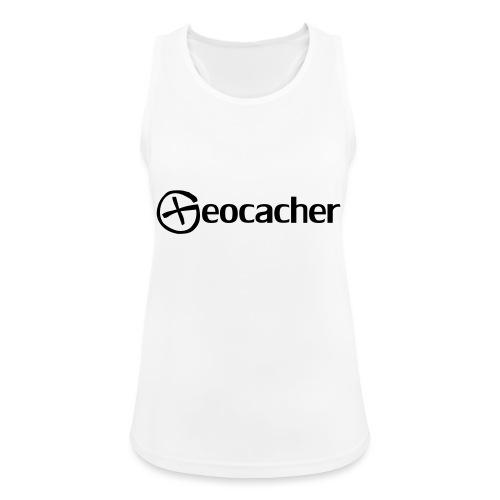 Geocacher - Naisten tekninen tankkitoppi
