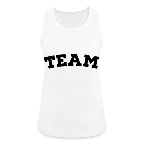 Team - Women's Breathable Tank Top