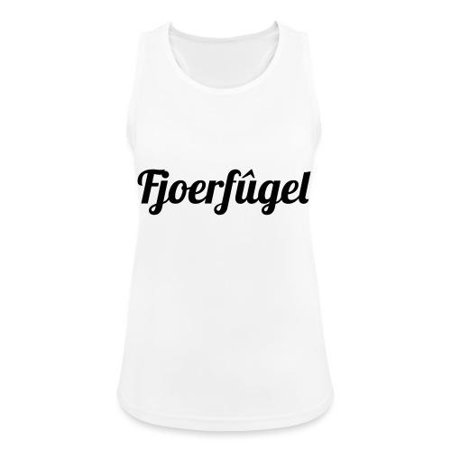 fjoerfugel - Vrouwen tanktop ademend