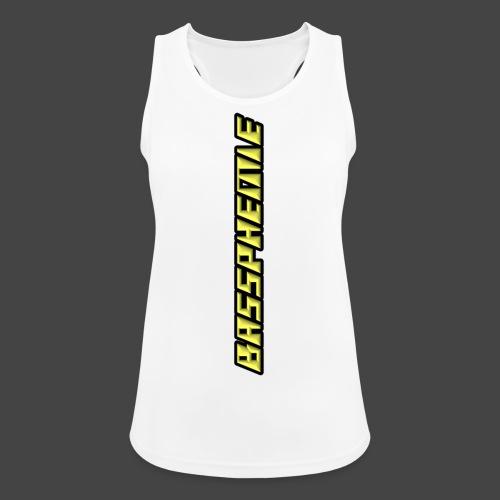 Bassphemie - Neongelb - Frauen Tank Top atmungsaktiv