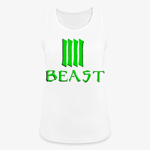 Beast Green - Women's Breathable Tank Top