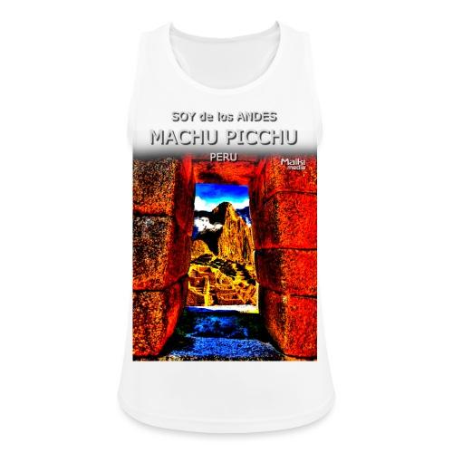 SOJA de los ANDES - Machu Picchu II - Camiseta de tirantes transpirable mujer
