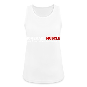 HOMEMADE MUSCLE Apparel - Women's Breathable Tank Top