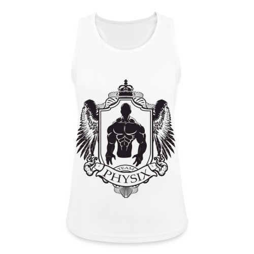 logo5 png - Women's Breathable Tank Top