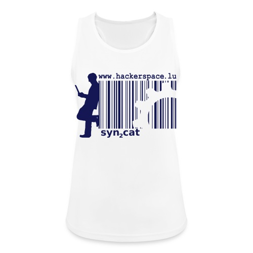 syn2cat hackerspace - Women's Breathable Tank Top