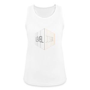 Level Design - Women's Breathable Tank Top