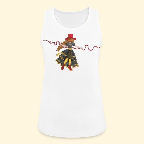 Ladybird - La célèbre uchronaute - Débardeur respirant Femme