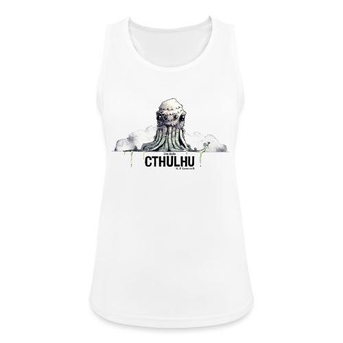 Cthulhu (H. P. Lovecraft) - Frauen Tank Top atmungsaktiv