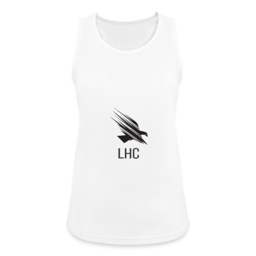 LHC Dark Logo - Women's Breathable Tank Top