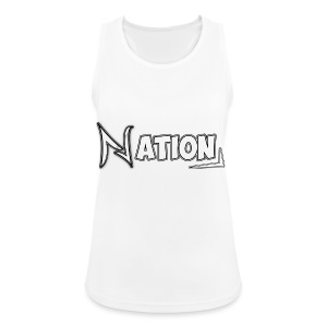 Nation Logo Design - Women's Breathable Tank Top