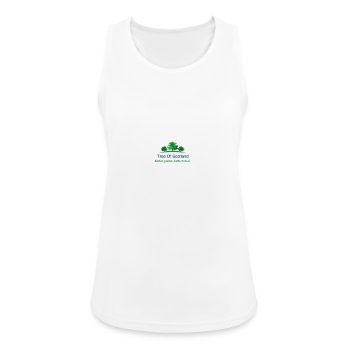 TOS logo shirt - Women's Breathable Tank Top