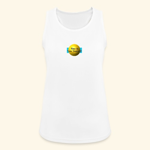Time to Love Yourself - Frauen Tank Top atmungsaktiv