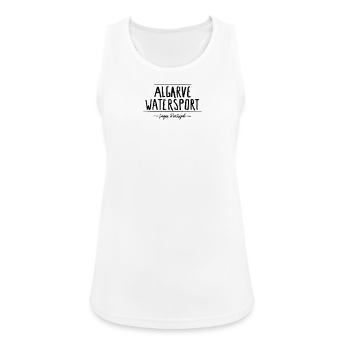Algarve Watersport - Lagos, Portugal - Women's Breathable Tank Top