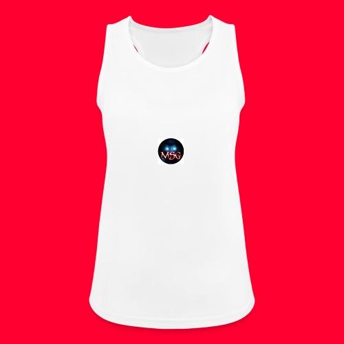 logo jpg - Women's Breathable Tank Top