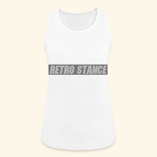 Retro Stance - Women's Breathable Tank Top