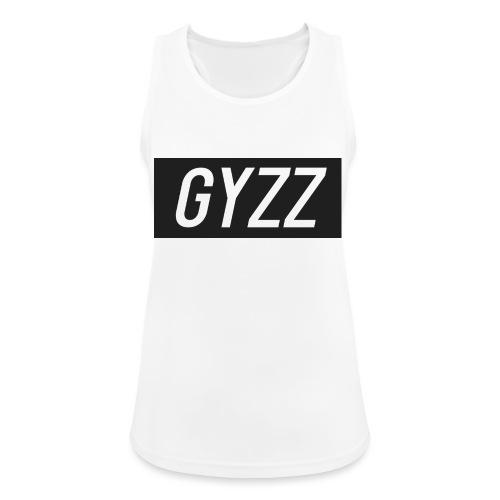 Gyzz - Dame tanktop åndbar