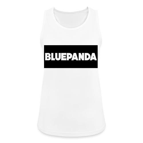 BLUE PANDA - Women's Breathable Tank Top