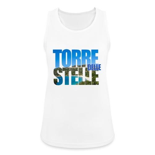 TorreTshirt - Top da donna traspirante