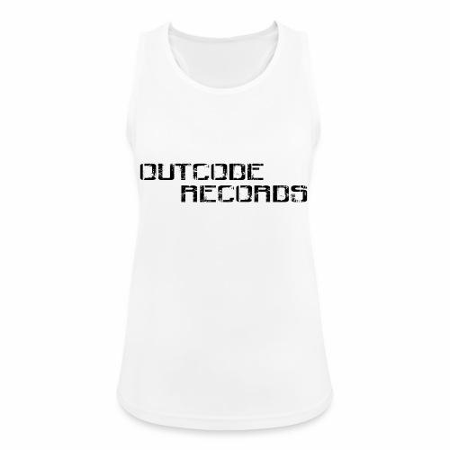 Letras para gorra - Camiseta de tirantes transpirable mujer