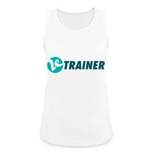 VTRAINER - Camiseta de tirantes transpirable mujer