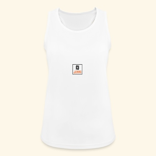 Janni Original Streetwear Collection - Dame tanktop åndbar