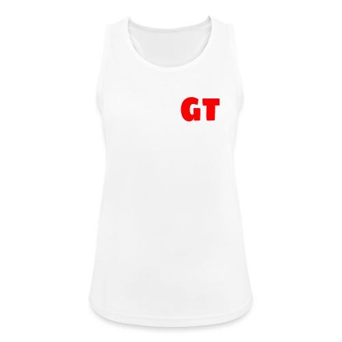 GT Logo - Vrouwen tanktop ademend actief