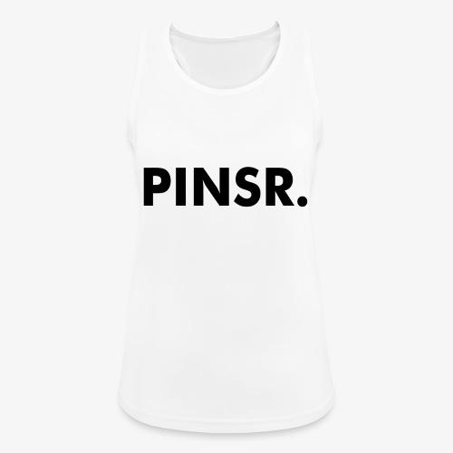 PINSR. White - Vrouwen tanktop ademend actief