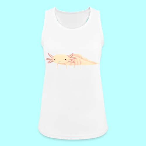 Axolotl - Frauen Tank Top atmungsaktiv
