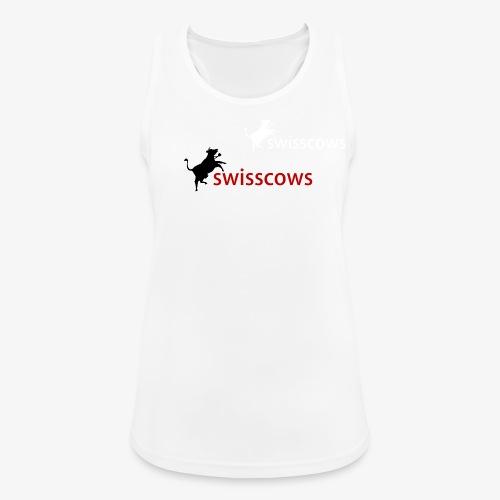 Männer T-Shirt - Frauen Tank Top atmungsaktiv
