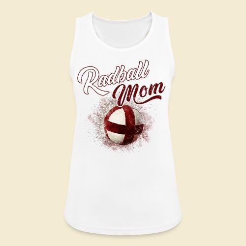 Radball Mom - Frauen Tank Top atmungsaktiv