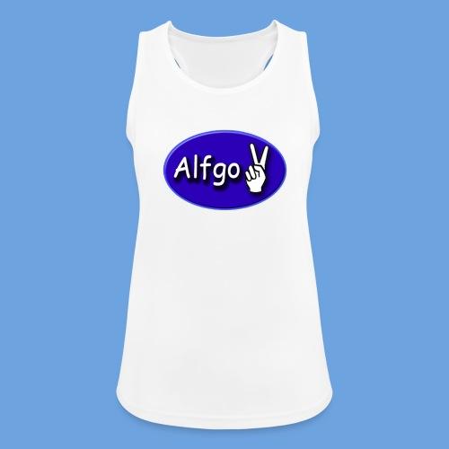 alfgo2 damen-shirt - Frauen Tank Top atmungsaktiv