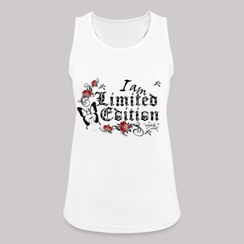 simply wild limited Edition on white - Frauen Tank Top atmungsaktiv