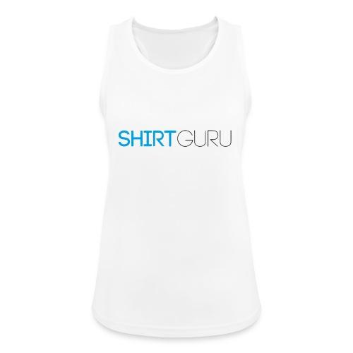 SHIRTGURU - Frauen Tank Top atmungsaktiv