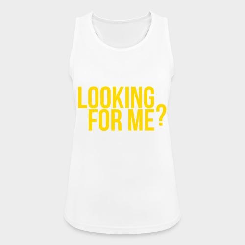 lookingforme2 - Women's Breathable Tank Top
