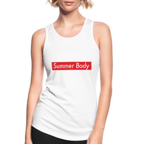 Summer Body - Débardeur respirant Femme