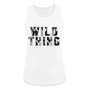Wild Thing - Women's Breathable Tank Top