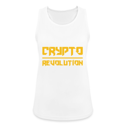 Crypto Revolution III - Women's Breathable Tank Top