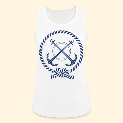 Ancoras - Women's Breathable Tank Top