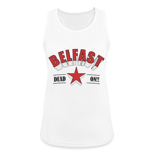 Belfast - Dead On!! - Women's Breathable Tank Top