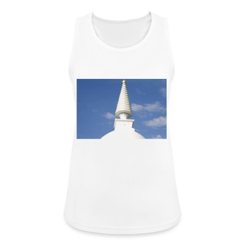 Stupa in Zalaszántó [2] - Frauen Tank Top atmungsaktiv