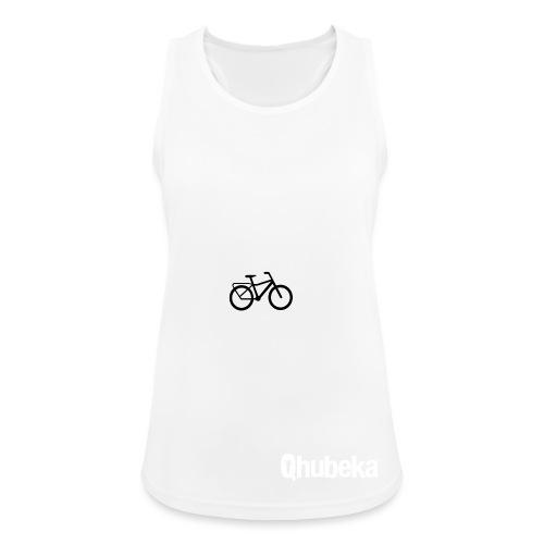 BCL Shirt Back White - Women's Breathable Tank Top