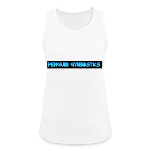 The penguin gymnastics - Women's Breathable Tank Top