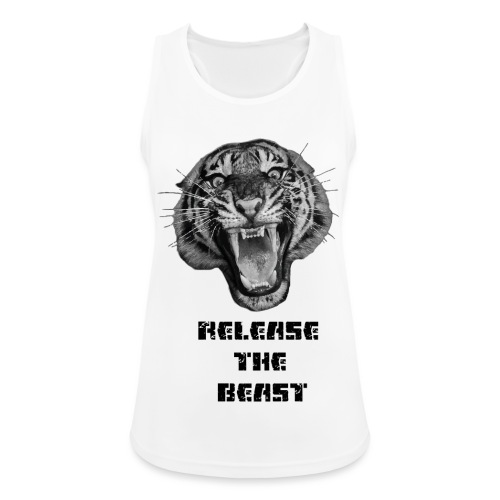 Release the Beast - Women's Breathable Tank Top